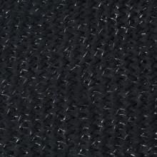 Manta de lúrex gris antracita 125x150cm Vida XL