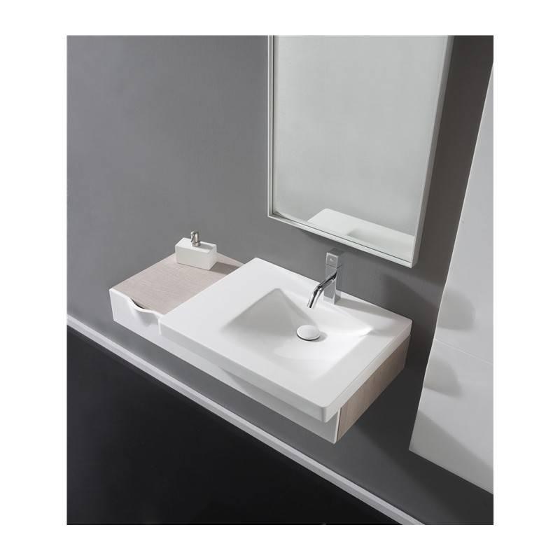 Mueble barents con lavabo materiales de f brica - Mueble con lavabo ...