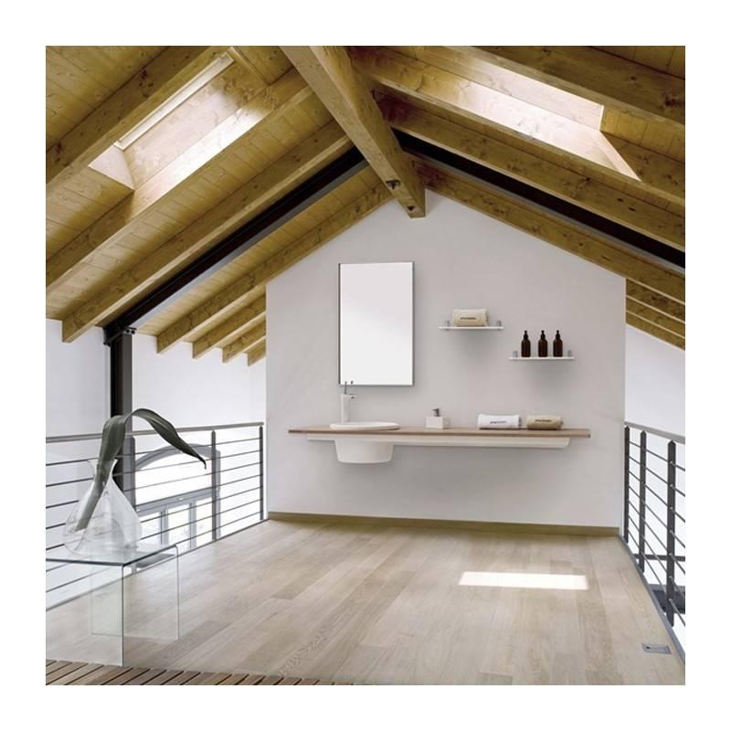 Mueble lim n con lavabo materiales de f brica - Lavabos con mueble ...