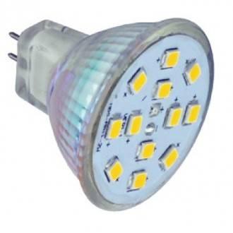 10 Bombillas LED de 2W