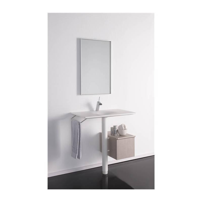 Lavabo con mueble bengala materiales de f brica - Mueble con lavabo ...