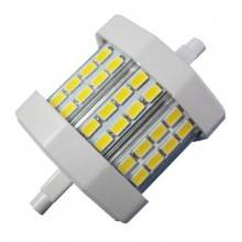 4 Bombillas LED de 8W