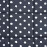 Set de funda de edredón de 3 piezas azul oscuro 240x220/80x80cm Vida XL