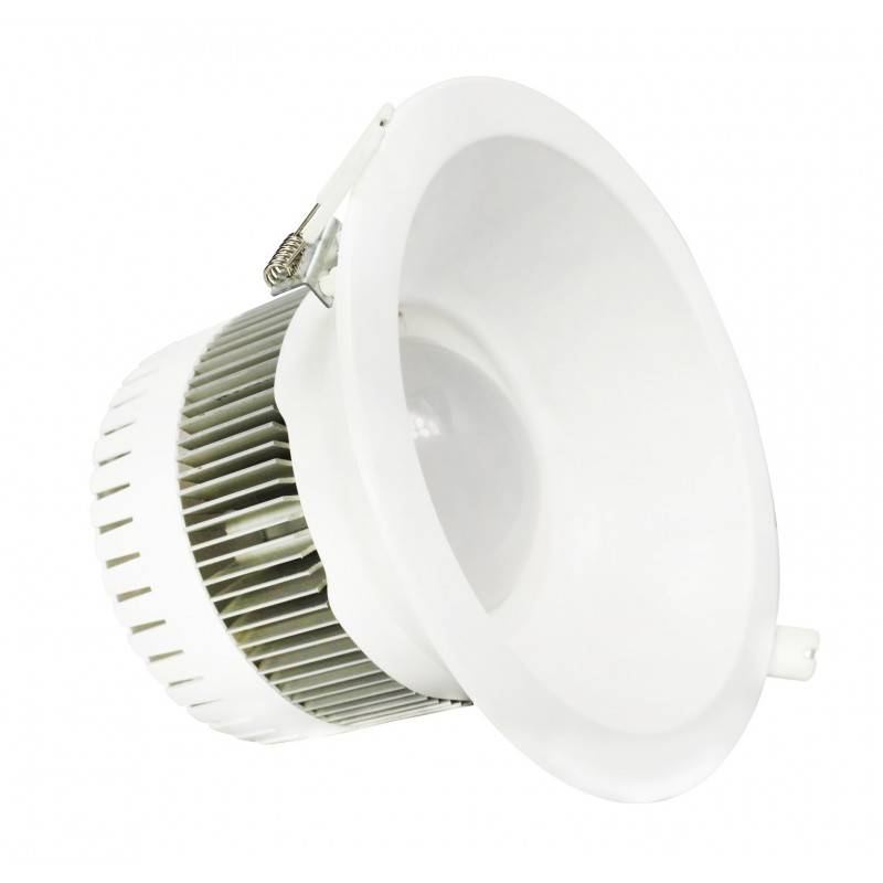 2 Focos LED de 27W