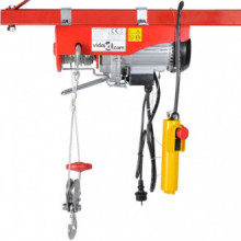 Polipasto eléctrico 1300 W 400/800 kg Vida XL