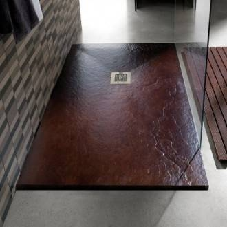 Plato de ducha IRON a medida