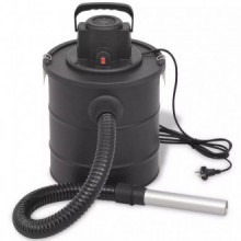 Aspiradora de cenizas 1200 W 20 L negra Vida XL