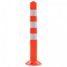 Bolardos de control de tráfico plástico 75cm 2...