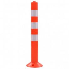 Bolardos de control de tráfico plástico 75cm 5...