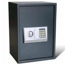 Caja fuerte digital electrónica con estante...