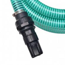Manguera de succión con conectores 4m 22mm...