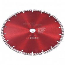 vidaXL Disco de corte de diamante con turbo...