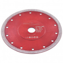 vidaXL Disco de corte de diamante con agujeros...