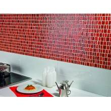 Mosaico CRISTAL Red Snake