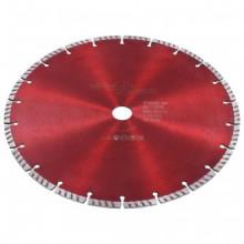 Disco de corte de diamante con turbo acero...