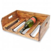 Botelleros de vino 4 uds. 16...