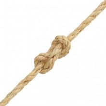 Cuerda 100% sisal 10mm 50m Vida XL