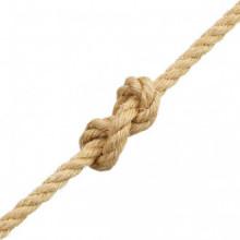Cuerda 100% sisal 14mm 50m Vida XL