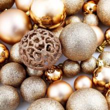 Lote de bolas de Navidad 100 unidades...