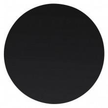 Tablero de mesa de cristal templado redondo 300mm Vida XL