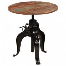 Conjunto de muebles de bar 5 piezas madera...