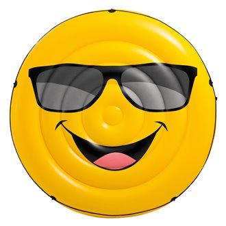 Colchoneta hinchable emoji Intex