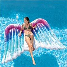 Colchoneta Alas de ángel Intex