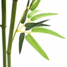 Planta de bambú artificial conaceta 150cm verde...
