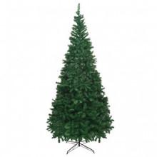 Árbol de Navidad artificial XL 300cm verde Vida XL