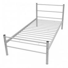 Estructura de cama deetal gris 90x200cm Vida XL