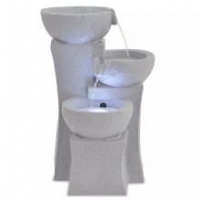 Fuente de agua de interior con LED de...