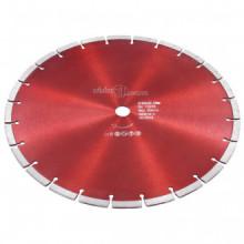 Disco de corte de diamante acero 350mm Vida XL