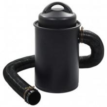 Colector de polvo con adaptador negro 1100 W...