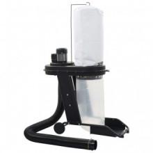 Colector de polvo con adaptador negro 550 W...