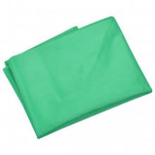 Forro para carretilla de jardín tela verde Vida XL