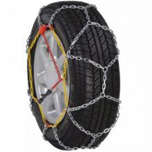 2 cadenas de nieve para neumáticos automóvil /...