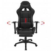 Silla de escritorio Racing reclinable con...