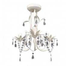 Lámpara colgante araña de cristal elegante...