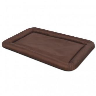 Colchón para perro tamaño L marrón Vida XL