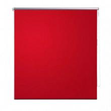 Persiana Enrollable Apagón 60 x 120 cm Rojo...
