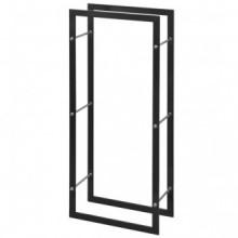 Leñero rectangular 100cm Vida XL