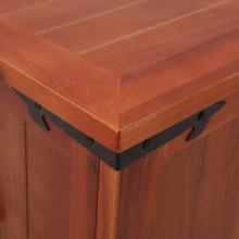 Baúl de almacenamiento 3 piezas de madera...