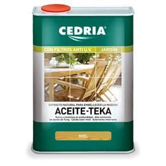 ACEITE Teka Miel