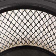 Aspiradora de ceniza 1200 W 20 L negra Vida XL