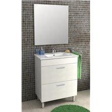 Mueble con lavabo 60cm Polo Futurbaño