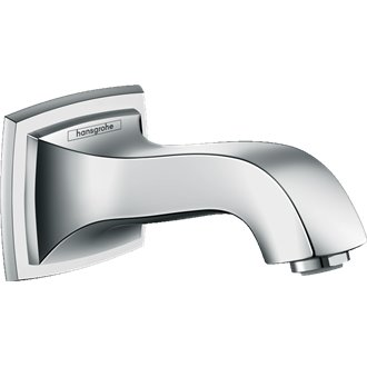 Caño para bañera 158mm cromo Metropol Classic Hansgrohe