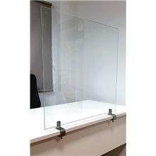 Mampara protectora frontal de vidrio templado...