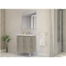 Mueble con lavabo 60cm Milos Futurbaño