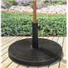 Parasol Reclinable Marfil Outsunny
