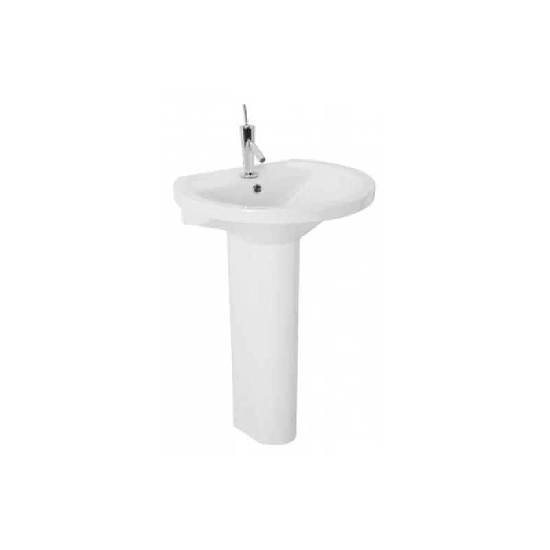 Lavabo Reflex 60 con pedestal